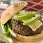 Mom's Big Burgers - These burgers are delicious and very big! A perfect blend of spices give these big burgers a spicy kick!