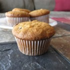Banana Muffins II - These delicious banana muffins are easy for kids to make.