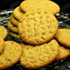 Cashew Butter Cookies - This recipe for cookies made with cashew butter is a great cookie solution for those allergic to peanut butter.