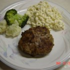 Breaded Hamburgers - This recipe is from my great grandmother and is super easy. It is made using bread crumbs, eggs, and hamburger patties. Best served with fried potatoes.