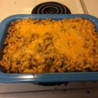Johnny Marzzetti with Ground Venison - This is my wild game version of the 60's classic casserole!