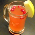 Hot Cranberry Tea - A sentimental favorite. My mother and I made it when I was 7 and it's been a part of our holiday tradition ever since. A fun recipe to make with the kids. A slow cooker will keep it warm while serving.
