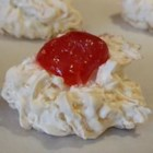 Coconut Macaroons I - You will need a pastry bag with a large star tip to form these cookies.