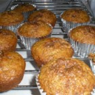 Bran Muffins II - This batter of bran cereal, flour and buttermilk will make four-dozen muffins and keeps in the refrigerator up to six weeks, so you can always have hot bran muffins in just the few minutes it takes to bake them.