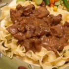 Photo of: Beef Tips and Noodles - Recipe of the Day