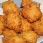 Corn Fritters - Nothing warms up a cool night like a plateful of old-time corn fritters! Dig in, these are delicious!