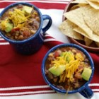 Santa Fe Stew - This ground beef stew is easy to make thanks to use of canned beans and vegetables, making it a great winter dinner for busy parents.