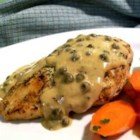Chicken Breasts in Caper Cream Sauce - A family favorite, these chicken breasts get the full-flavored treatment: these are smothered in a creamy dill and caper sauce, and seasoned with lemon pepper and garlic powder.