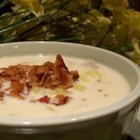Cathy's Amazing Fish Chowder - Restaurant style comfort food directly from Maine that is easy to make and wonderful to eat!! Serve with crackers and corn bread if desired!! The real person that deserves full credit for this recipe is a wonderful mother named Cathy that lives in Chicago and loves her son in Kansas!!