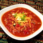 Prize Winning Chili - This prize-winning chili is loaded with the right amount of sausage, beef, beans, and tomatoes perfectly seasoned for a frequently-requested meal at gatherings.