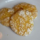 Cool Whip Cookies - Light and easy cookies made with lemon cake mix.