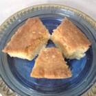 Aunty Laura's Shortbread - This is my aunt's shortbread recipe.  It sticks to your teeth and tastes GREAT with milk.