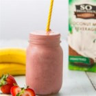 Breakfast Power Smoothie - This protein-packed breakfast smoothie with fruit gets you off to a great start.