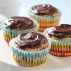 Coconut Chocolate Chip Cupcakes - These chocolate chip cupcakes with a hint of coconut make a delicious treat.