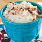 Old-Fashioned Rice Pudding - This creamy rice pudding made with coconut milk and a touch of cinnamon is a delicious update to the heart-warming original.