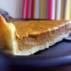 Better Than Pumpkin Pie - Looks like pumpkin, tastes like pumpkin, but it's butternut squash!