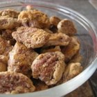 Candy Coated Pecans - These have become favorites of almost everyone who has tried them.