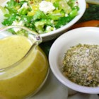 Italian Dressing Mix - This Italian dressing mix is a combination of eight pungent herbs that you can store and use to whip up fresh Italian dressing in seconds whenever the mood strikes!