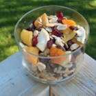 Terrific Trail Mix - Fruit, seeds, and nuts are mixed together in this flavorful snack mix.