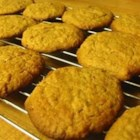 Elvis Cookies - These peanut butter and banana cookies are fit for the king.