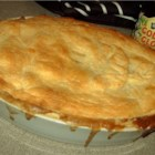 Steak n Ale Pie - As a goalkeeper for a top UK soccer team, I revel in my nickname as the 'pie man'. This is my favorite post-match pie. Enjoy it with a pint of scrumpy (hard cider).