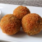 Boudin Balls - Chef John's recipe for fried boudin balls will be a welcome addition to your appetizer table and a hit at your Big Game party.