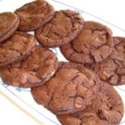 Chocolate/Peanut Butter Drop Cookies -  Delicious chocolate and peanut butter cookies!
