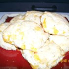 Tender Cheddar Garlic Biscuits - Cheddar garlic biscuits are a tender addition to the bread basket at the dinner table and are easy to prepare.