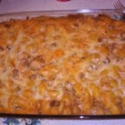 Carol's Baked Ziti Casserole - Packed with cheese, sauce, and pasta, this baked casserole is as comforting as it is filling.