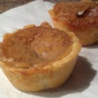 Keufels (Original) - Keufels are an Amish version of butter tarts that are filled with a rich nutty filling that is baked into a decadent buttery treat.
