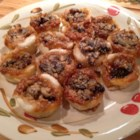 Awesome Buttertarts - This is an old recipe that everyone always asks for when they try these egg tarts with raisins and pecans. They are best when eaten about 5 minutes out of the oven, but are great any time.