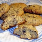Almond Chocolate Coconut Cookies II - Coconut, chocolate chips and almonds make these drop cookies crunchy, chewy and melt in your mouth good!