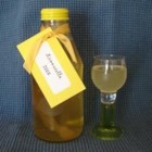 Limoncello - Truly distinguished ice cold refreshing drink! Lemon zest is steeped in vodka for a week, then mixed with simple syrup and aged for 2 more weeks.