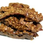 Maple Praline Bacon - Maple flavored candied bacon is a newfangled, Southern-style treat.