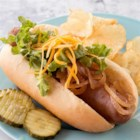 Easy Beer Bratwurst - These rich, savory brats are the perfect treat for your next backyard cookout or tailgate.