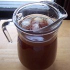 Iced Tea II - Orange pekoe tea flavored with lemon juice and sweetened with sugar.