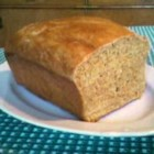 Old Fashion Molasses Bread - Old fashioned New England flavor using a bread machine!  You can mix the bread in the machine then bake it in the regular oven using your favorite pans, I do.