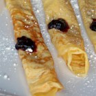 Palacinky - These Slovakian-style pancakes are terrific served with confectioners' sugar and whatever toppings you like with sweet crepes.