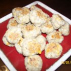 Best Breakfast Sausage Balls Ever - Evaporated milk and egg help lend these sausage balls the right texture for moist and delicious breakfast sausage ball!
