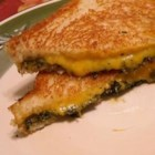 Quick and Easy Grilled Cheese