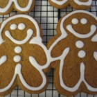 Gingerbread Boys - These are the best gingerbread men I've ever eaten.  They have a nice light flavor with a hint of orange.