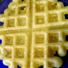 Whole Wheat Coconut Oil Waffles - These whole wheat waffles made with coconut oil are delicious and freeze well; a great way to start your day!