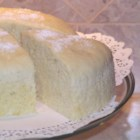 Chinese Steamed Cake - Although real Chinese dinners usually end with a piece of fruit, Western influence has caused a few changes. This cake uses Chinese techniques to make a French inspired, and extremely moist, sponge cake.