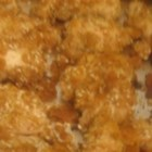 Sesame Chicken Strips with Sweet Sauce - Chicken strips dipped in a mayonnaise/mustard mixture, then a sesame seed/cracker crumb mixture and baked. Served with a honey mayonnaise dipping sauce.  These chicken strips are very tasty, especially when dipped in the sweet sauce. These go over well at summer get-togethers and make great finger foods.