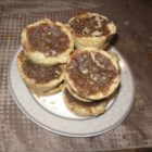 Best Raisin Currant Butter Tarts - This recipe makes a big batch of the biggest, best raisin and currant-filled butter tarts. Homemade pastry, fitted into muffin pans, forms the tart shells.