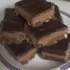 Nanaimo Bars II - A No-Bake square.  I make these during the year but they are a must on my Christmas baking list as family and friends look for them.  My parents live just outside of Nanaimo, B.C. Canada.