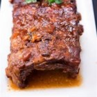 Hawaiian Spareribs - Baked pork spareribs take a tasty, tropical turn with this rich recipe that features crushed pineapple in the sauce. It goes great with mashed potatoes.