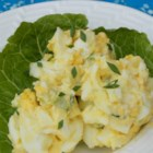 A Healthy Egg Salad - Use low-fat mayonnaise and ditch some of the yolks to cut the calories in this egg salad recipe.