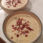 Wilma's Clam Chowder - A chunky, delicious chowder with a back-east taste.
