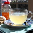 Ultimate Cold Relief Home Remedy Tea - This steaming hot tea made with cider vinegar, garlic, honey, and cinnamon is perfect for when you feel a cold coming on.